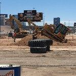 Bulldozers or excavators, both were winners.