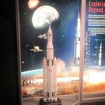 Exploring Space Exhibit, Clark Planetarium, Salt Lake City, Utah