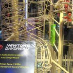Newton Dream Exhibit, Clark Planetarium, Salt Lake City, Utah