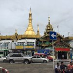 Photo of Sule Pagoda