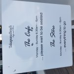 Photo de Takapuna Beach Cafe