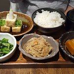 Vegetable Set Box with Vegan Miso Soup