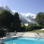 Hotel Mont-Blanc Foto