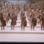 miniature warriors