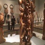 African wood sculpture 2