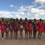 Picture for nearby Maasai Village!!!