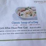 The thai soup