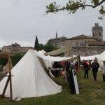 village médiévale