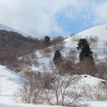 ballade sur L'etna, à proximité du gite