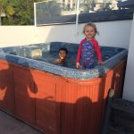 My kids had such a terrific time at this hotel! We really enjoyed the roof top spa and used it a