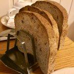 Gluten free toast