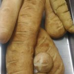 Fresh bread today
