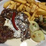 MINI steak;-)