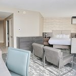Suites, perfect for extended stays