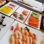 Family Fun Day sushi master class ~ July