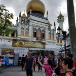 SULTAN MOSQUE KAMPONG GLAM , Singapore