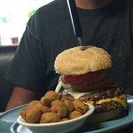 Big 20 Hamburger