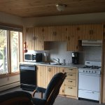 Unit 3 - Deluxe unit with a full kitchen, queen and full Murphy bed, spectacular Lake Superior v