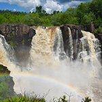 Rainbow at the High Falls