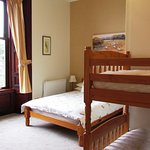 Beauly - family room double & bunks ensuite