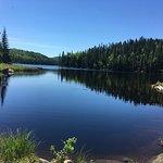lac aux alentours