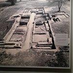 Ruins of the original Hospital