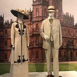 Season 1 1913-1914 Robert Crawley, Earl of Grantham and Cora Crawley, Countess of Grantham