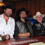 The Triple C Singing Cowboys Ryan Martin, Johnny Sanchez, and Ron Pruitt? Marvelous music