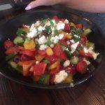Israeli Salad $10