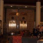 Hotel Lobby Old Elevators