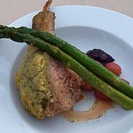 Tasty lamb chops (split portion)