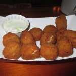 Cowboy Bites with Blue Cheese Dipping Sauce $ 4.59