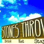 Stones Throw Photo