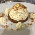 Pastry tart
