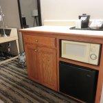 Mini-kitchen area