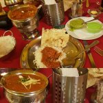 Perfect spicy indian food , friendly waiters .. tastes and flavures of theirs dishes are simply