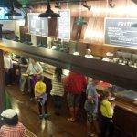 Line To Order Food