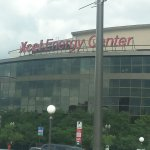 Xcel Energy Center Located Same Area