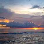 Only Mother Nature can create beauty like this here in Siesta Key!