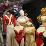Algunos trajes de las Roquettes
