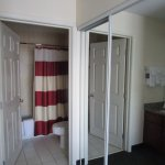Ideal bathroom layout for couples or multiple guests