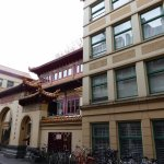 The Buddhist Temple in China Town
