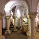 St Wulfstan's Crypt, Worcester Cathedral