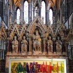 High Altar, Worcester Cathedral