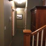 interior hallway -corridor view