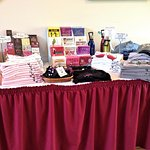 Lots of wine related goodies to buy and take home!