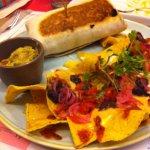 Pimped Up Burrito!