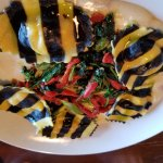 Lobster Ravioli!!  Oh my goodness!!