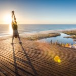 Los Colibris Yoga Sky Deck