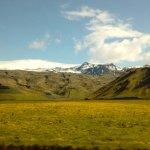 Icelandic country scene